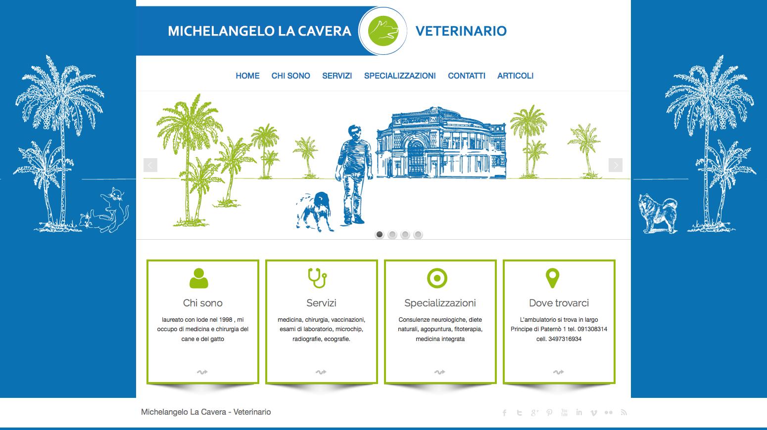 Michelangelo La Cavera Veterinario